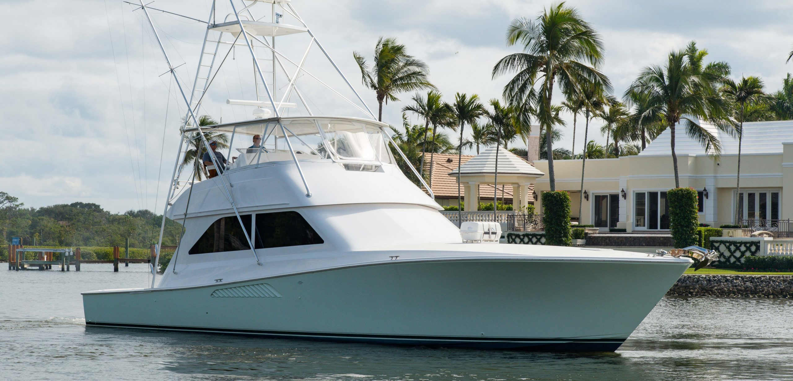 Unleashed | 55 ft. Viking | Captain J Fishing Charters | Tavernier & Islamorada
