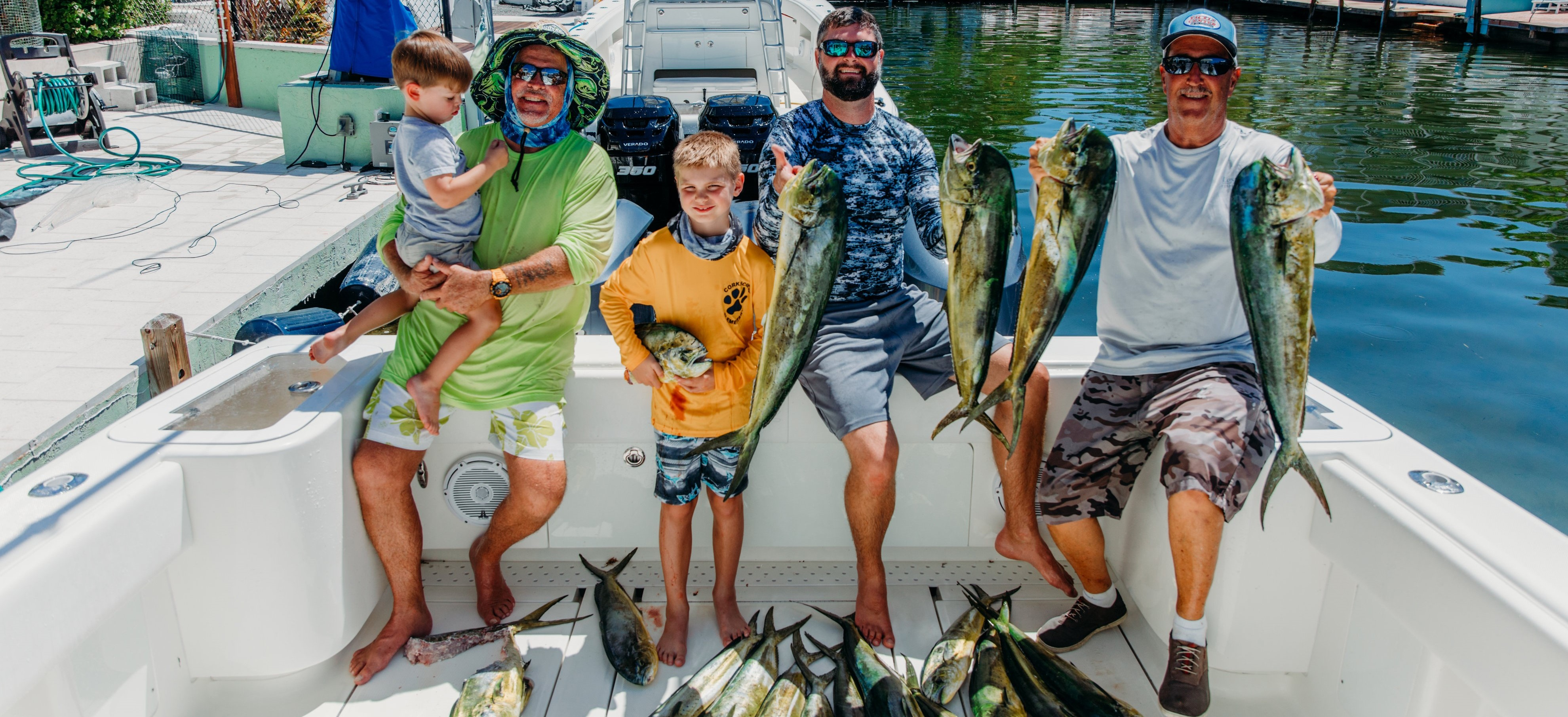Florida Keys Fishing Charters | Captain J Fishing Charters | Tavernier & Islamorada